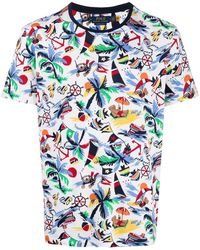 Ralph Lauren - T-shirts And Polos White - Lyst