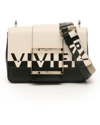 Roger Vivier Call Me Tres Vivier Small Bag - Black