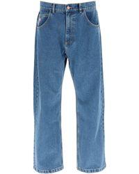 Rassvet (PACCBET) Loose Fit Straight Jeans - Blue