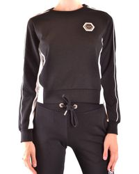 Philipp Plein Sweatshirt - Black