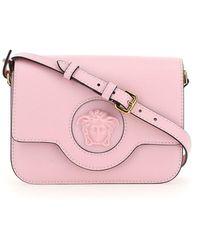 Versace Satchel & Cross Body - Pink