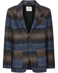 Etro Jumpers - Blue