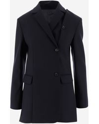 ROKH Coats - Blue