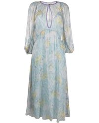 Forte Forte Dresses Clear Blue
