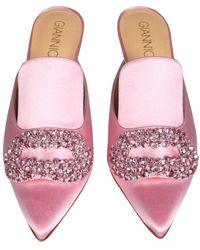 Giannico Daphne Court Shoes - Multicolour