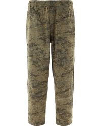"""The North Face """"class V"""" Camouflage Trousers - Green"""