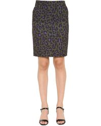 Boutique Moschino Pencil Skirt - Black