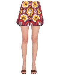 La DoubleJ Terry Shorts - Red