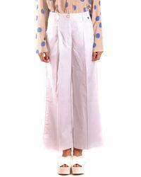 Twin Set Trousers Classics - Pink