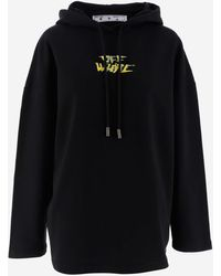 Off-White c/o Virgil Abloh Off White Sweaters - Black