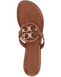 Tory Burch Sandals - Brown