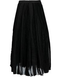 Fabiana Filippi Skirts - Black