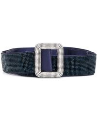 Benedetta Bruzziches Belts - Blue