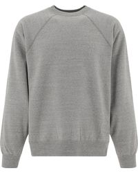 Nanamica Basic Sweatshirt - Grey