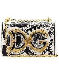 "Dolce & Gabbana ""dg Girls"" Crossbody Bag - Multicolor"
