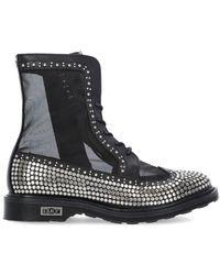 Cult Gaia Boots Black