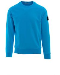 Stone Island Jumpers - Blue