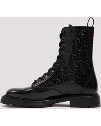 Dior Explorer Boots Shoes - Black