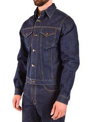 CALVIN KLEIN 205W39NYC Jacket - Blue
