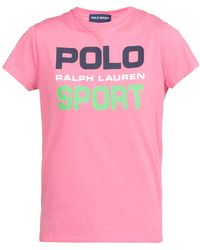 Ralph Lauren - T-shirts And Polos - Lyst