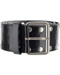 Dries Van Noten Belts - Black