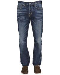 Tom Ford Slim Fit Jeans - Blue