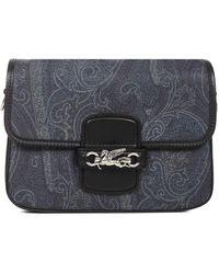 Etro Shoulder Bag - Blue