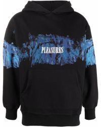 Pleasures Jumpers Black