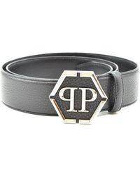 Philipp Plein Belts - Black