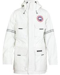 Canada Goose Coats - White