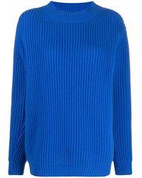ANDAMANE Sweaters Blue