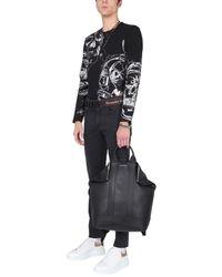 "Alexander McQueen - ""skull"" T-shirt - Lyst"