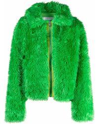 MSGM Coats Green