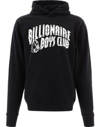 "BBCICECREAM ""arch Logo"" Hoodie - Black"