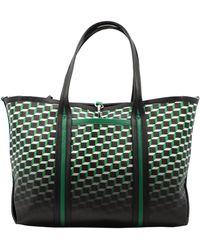 "Pierre Hardy ""perspective Cube"" Handbag - Green"
