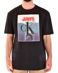 CALVIN KLEIN 205W39NYC T-shirt - Black