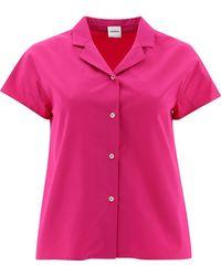 Aspesi Fuchsia Other Materials Shirt - Pink