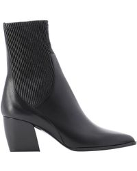 """Pierre Hardy """"rodeo"""" Ankle Boots - Black"""