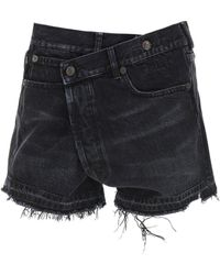 R13 Crossover Denim Jeans - Blue