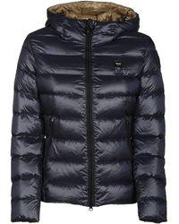 Blauer Usa Coats Black