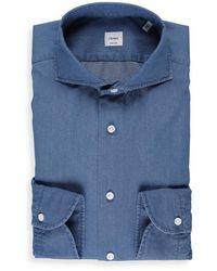 Carrel Shirts Denim - Blue