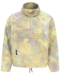 MSGM Tie-dye Anorak - Multicolour