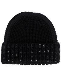 Ermanno Scervino Hats - Black
