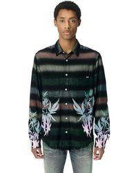 Amiri Mulkticolor Printed Shirt - Multicolour