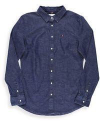 Tommy Hilfiger Shirts - Blue