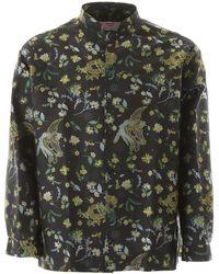 Martine Rose Tessanne Jacquard Shirt M - Green