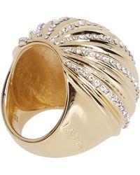 Lanvin Gold-tone Ring - Metallic