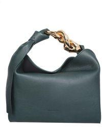JW Anderson Small Chain Hobo Bag - Multicolour
