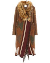 Bazar Deluxe Coats Brown