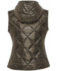 Fay Green Vest